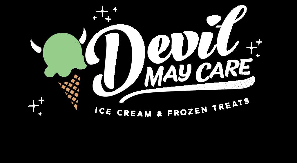 Devil May Care Ice Cream Logo